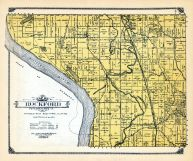 Rockford Township, Mills and Pottawattamie Counties 1913