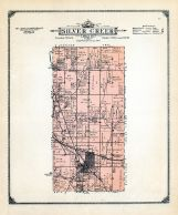 Silver Creek Township, Mills and Pottawattamie Counties 1913