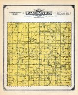 Washington Township, Mills and Pottawattamie Counties 1913