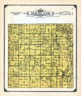 Waveland Township, Mills and Pottawattamie Counties 1913