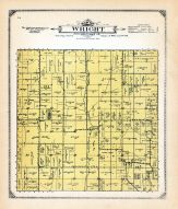 Wright Township, Mills and Pottawattamie Counties 1913