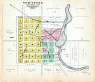 Stacyville Twp, Mitchell County 1911