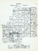 Mitchell Township - Code Letter R, Cedar River, Mitchell County 1960
