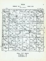 Rock Township - Code Letter SL, Rock Creek, Mitchell County 1960