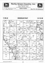 Map Image 015, Mitchell County 1993