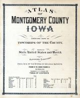 Title Page, Mongomery County 1920