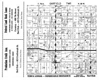 Garfield Township, Hawthorne, Montgomery County 1949