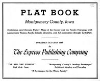 Title Page, Montgomery County 1949