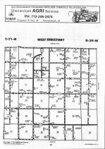 Map Image 001, Montgomery County 1993