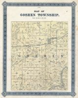 Goshen Township, Muscatine County 1884