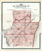 Fruitland, Muscatine County 1899