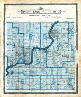 Lake and Pike Twp. 001, Muscatine County 1899