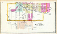 West Liberty - South, Muscatine County 1899