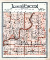 Pike and Laketwp Township - Part, Muscatine County 1916