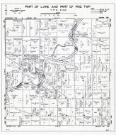 Lake and Pike Townships - Part, Muscatine County 1943