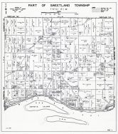 Sweetland Township - Part, Muscatine County 1943