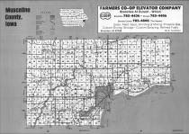 Index Map, Muscatine County 1993