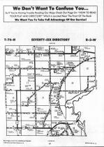 Map Image 009, Muscatine County 1993