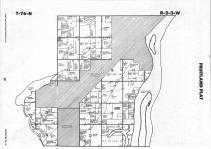 Map Image 021, Muscatine County 1993