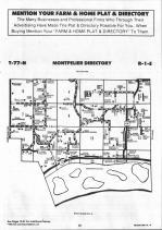 Map Image 026, Muscatine County 1993