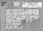 Index Map, Muscatine County 1994