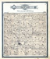 Highland Township, O'Brien County 1911