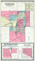 Primghar, Germantown, Archer, O'Brien County 1911