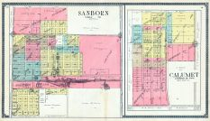 Sanborn, Calumet, O'Brien County 1911