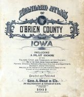 Title Page, O'Brien County 1911