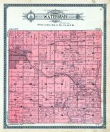 Waterman Township, O'Brien County 1911