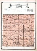 Carroll Township, Sheldon, Archer, O'Brien County 1924