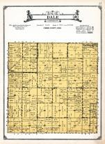 Dale Township, Primgahr, O'Brien County 1924
