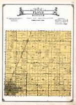 Floyd Township, Sheldon, Ritter, O'Brien County 1924