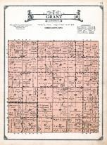 Grant Township, O'Brien County 1924