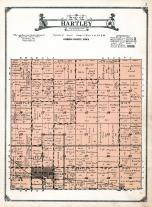 Hartley Township, O'Brien County 1924