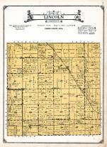 Lincoln Township, Plessis, Max, O'Brien County 1924