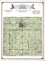 Union Township, Paullina, O'Brien County 1924