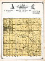 Waterman Township, Sutherland, O'Brien County 1924