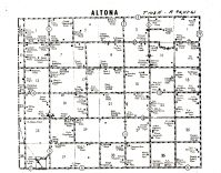 Altona Township, Pipestone County 1958