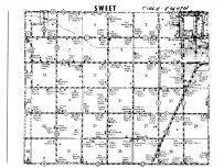 Sweet Township, Pipestone County 1958