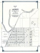 Akron, Plymouth County 1914