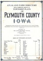 Title Page, Plymouth County 1914