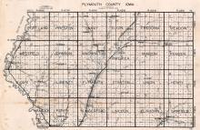 Plymouth County Map, Plymouth County 1920c