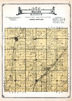 Elgin Township, Struble, Seney, Plymouth County 1921