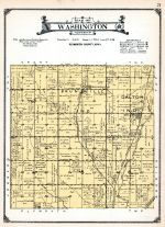 Washington Township, Brunville, Dalton, Crathorne, Plymouth County 1921