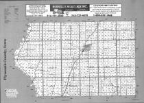 Index Map, Plymouth County 1992