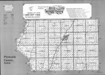 Index Map, Plymouth County 1993