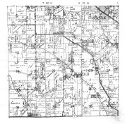Jefferson Township, Andrews, Grimes, Herrold, Polk City, Polk County 1947