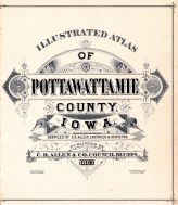 Title Page, Pottawattamie County 1885