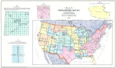 Principle Meridians and Base Lines in the United States, Ringgold County 1894